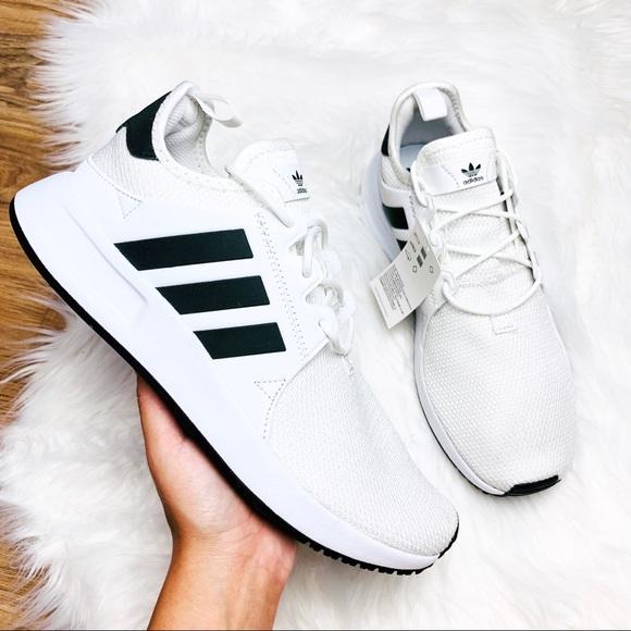 Adidas Originals X_PLR White Black